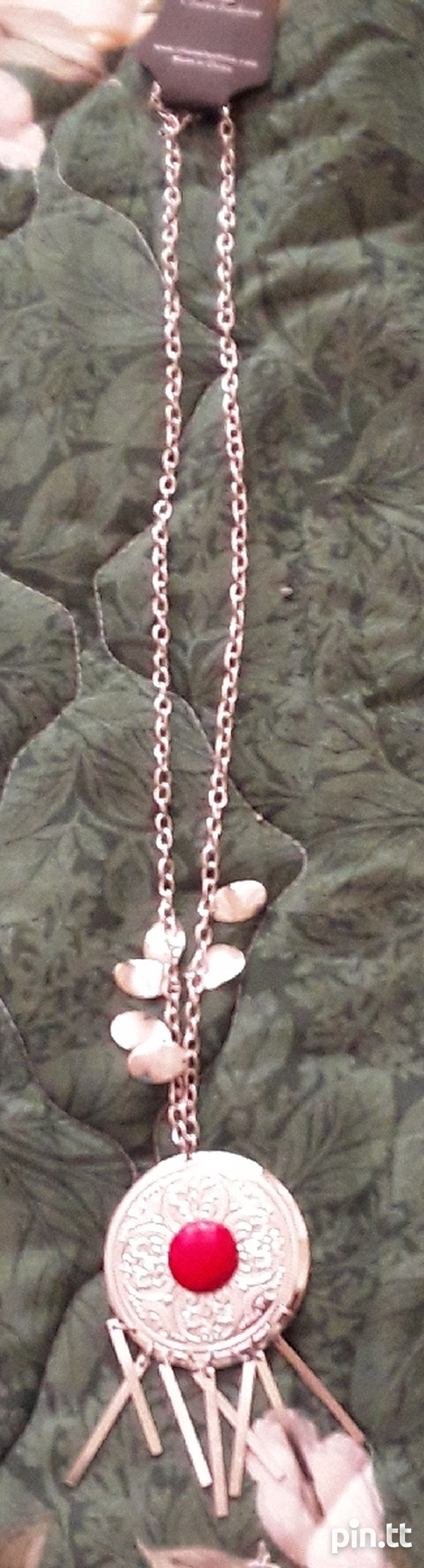 Silver Necklaces Costume Jewellery-5