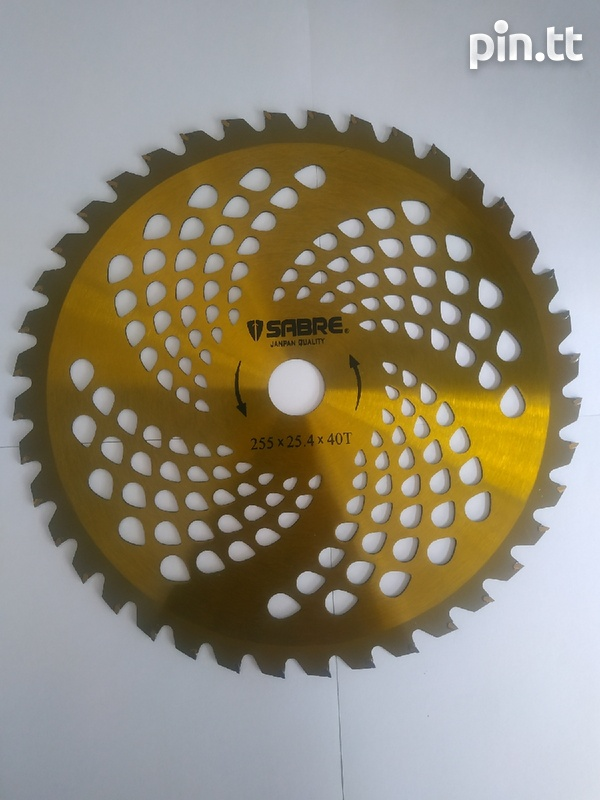 Saw blade for brush cutter