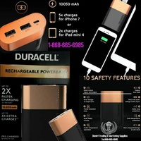 Rechargeable Power Bank