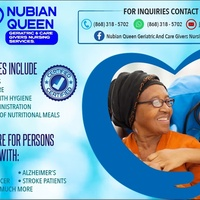 Nubian Queen Geriatric and Care givers nursing services