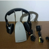 Senheiser RS120 wireless rechargeable headphone, offers invited