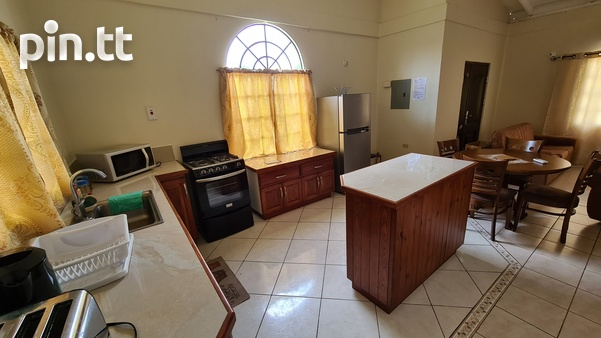3 Bedroom house Couva, Roystonia quiet, residential, secure.-3
