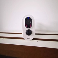 3MP HD Outdoor WiFi Smart Rechargeable Battery Camera Two Way Audio