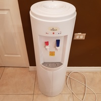 5 gallon water dispenser hot and cold