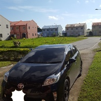 Toyota Prius, 2013, PDR