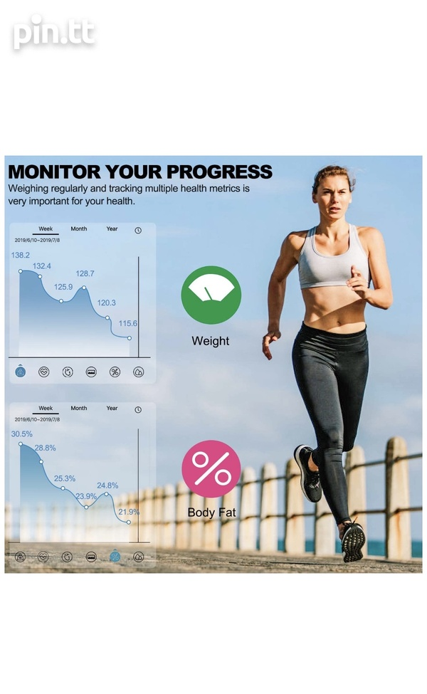 Body Composition Smart Scale-5
