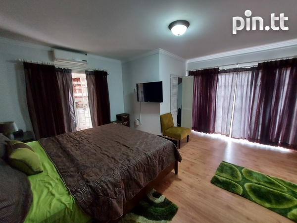 1 Bed Fully Furnished, Spanish Villas Apartment, Cascade.-1