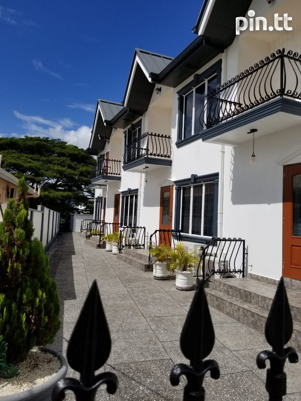 Trincity 2 Bedroom Townhouse-1