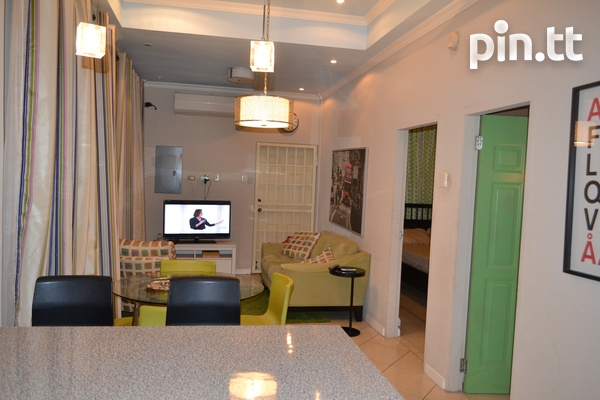 Executive Fully Furnished and Equipped 2 Bedroom Apartment-1