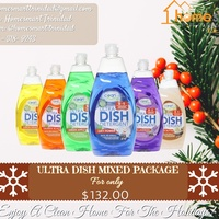 Ultra Dish Mixed Package