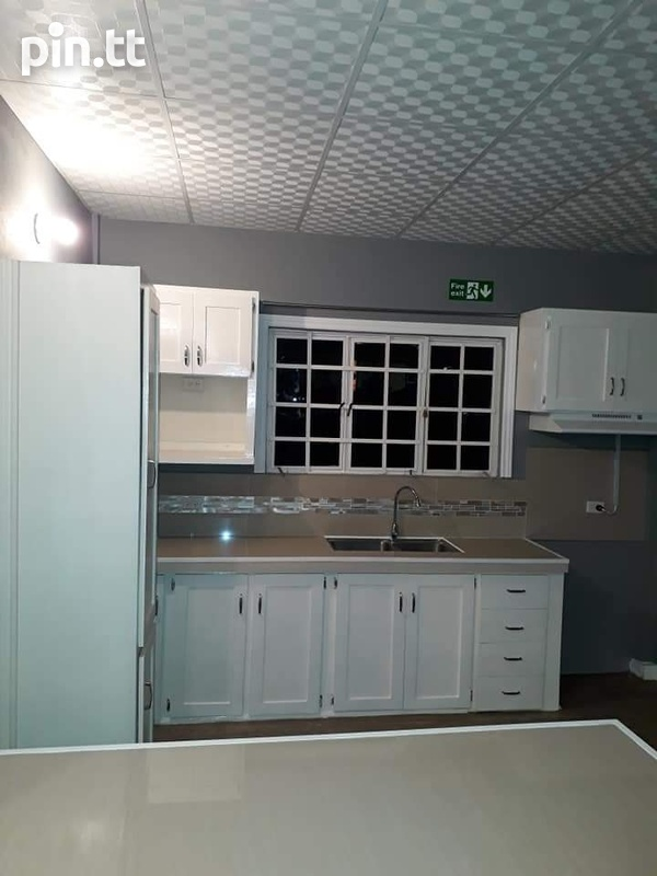 Chaguanas 2 bedroom available from 1st November-15