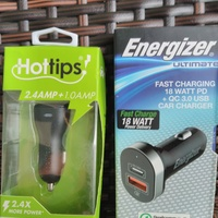 CAR CHARGER/each