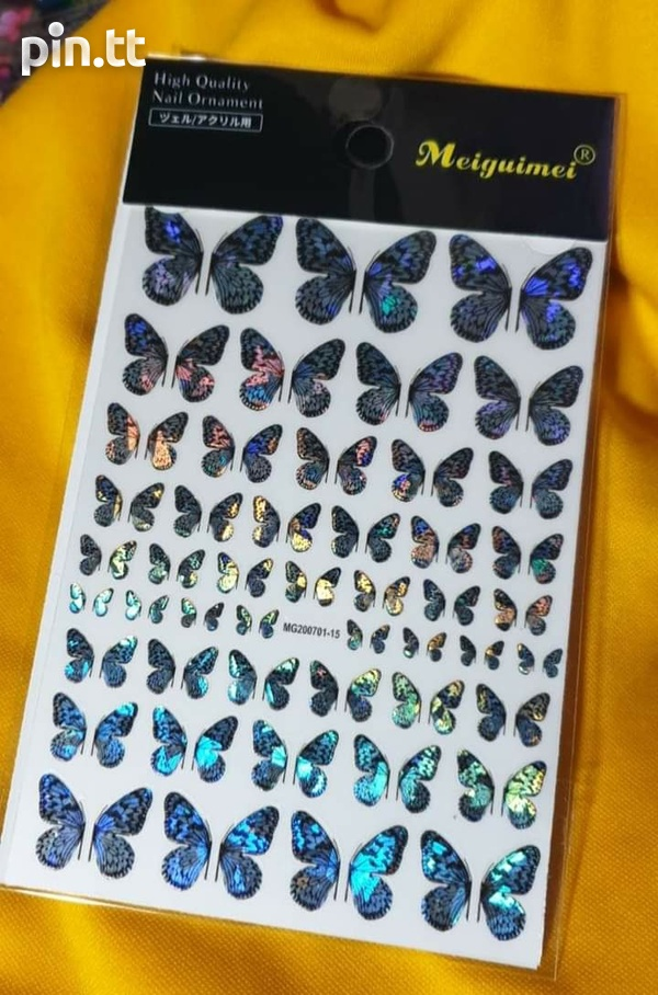 Nail stickers-1