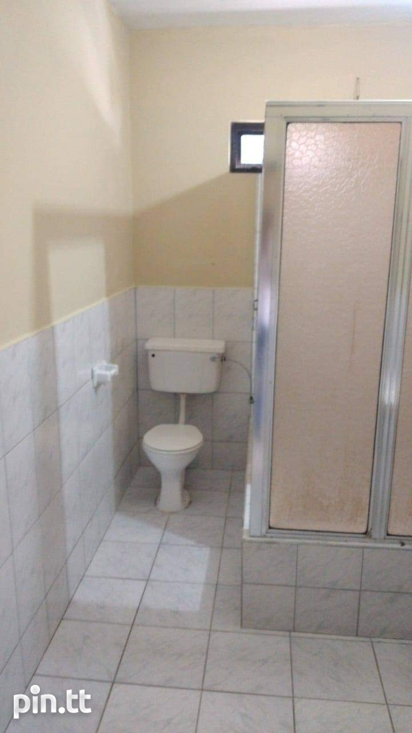 CHAGUANAS UNFURNISHED APARTMENT WITH 2 BEDROOMS-8