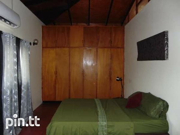Woodbrook fully furnished 2 bedroom house-5