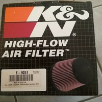 KN E9251 Replacement Air Filter