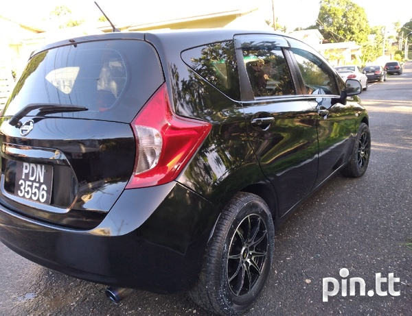 Nissan Note, 2013, PDN-3
