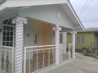 3 bedroom Roystonia, Couva home