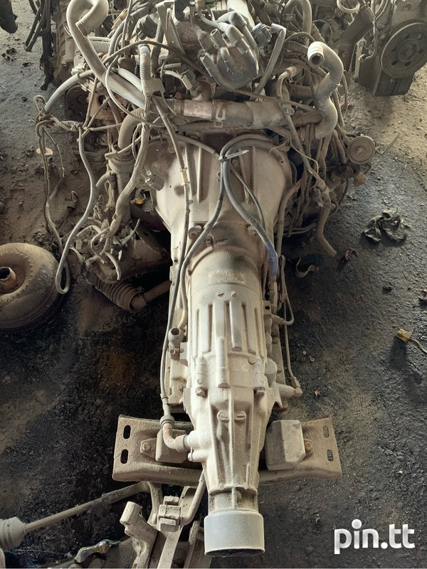 Toyota 4S Engine And Transmission-2