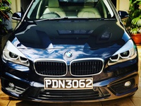 BMW 2-Series, 2016, PDN