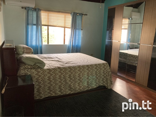 Curepe 3 Bedroom 2.5 Bath Fully Furnished Townhouse-4