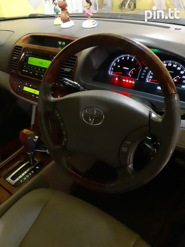 Toyota Camry, 2004, PCP-7