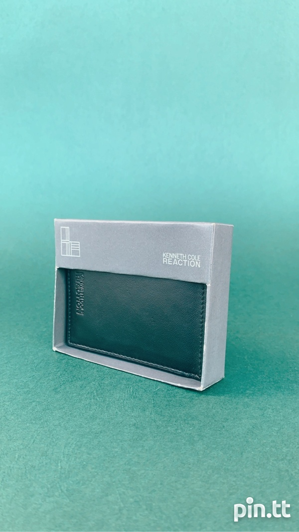 Kenneth Cole Reaction Three Fold Wallet-1