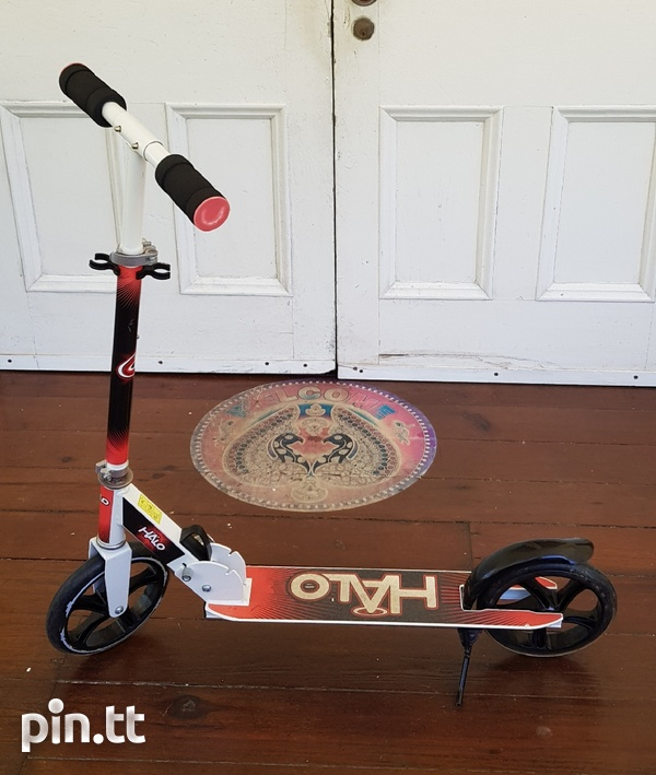 Halo scooter for 5-12 years old kids-2