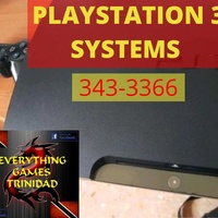 PLAYSTATION 3 SYSTEMS