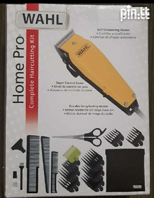 WAHL home pro complete hair cutting kit...new-2