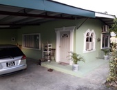 Cunupia house with 3 bedrooms