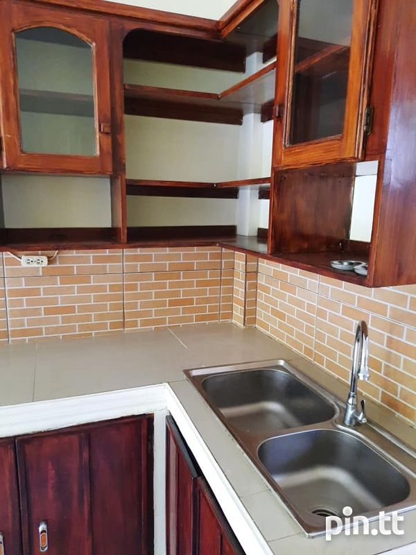 Diego Martin Unfurnished 2 Bedroom Apartment-2
