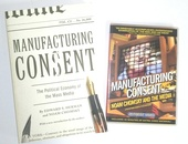Manufacturing Consent - Book and DVD