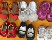 Baby shoes lot