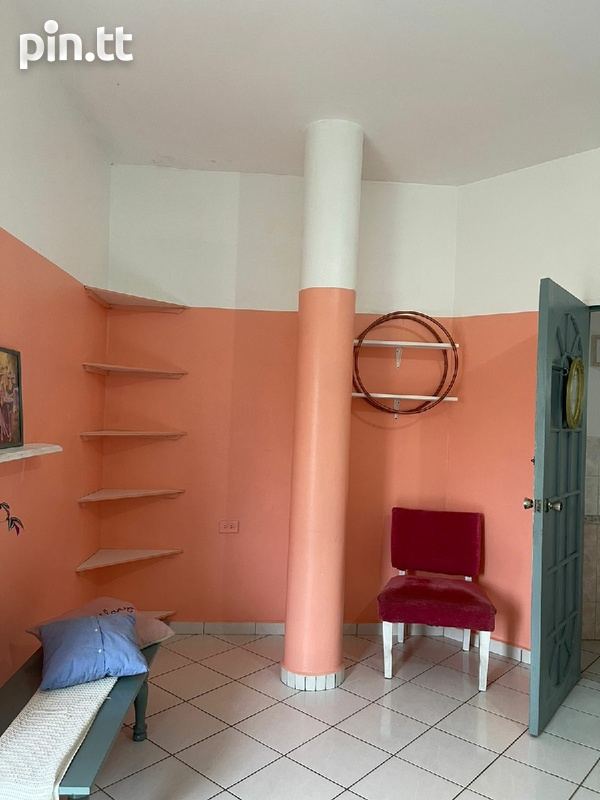 RENTED One Bedroom /Shared Living and Dining Space-8