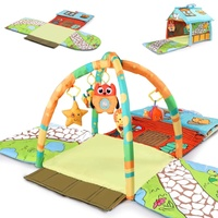 Baby 2-in-1 Playmat and Playhouse