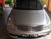 Nissan Sylphy, 2007, PCT