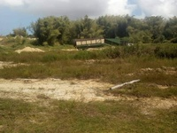 Land with 3 bedroom , one bathroom house located on it