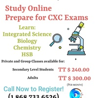 Science Lessons -Chemistry Biology Integrated Science HSB