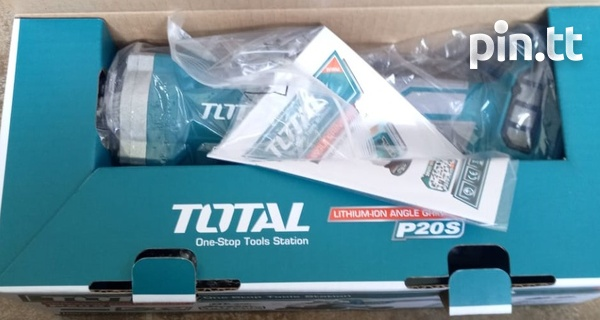 Total Cordless Angle Grinder-4