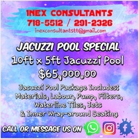 Jacuzzi Pool Special