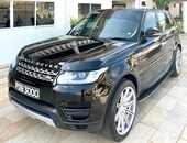 Land Rover Range Rover Sport, 2013, PDB