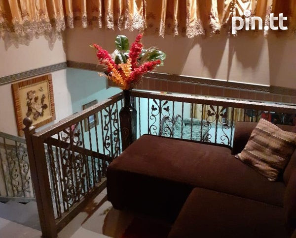 COUVA, 3 Bedroom House with Bonus Features-3