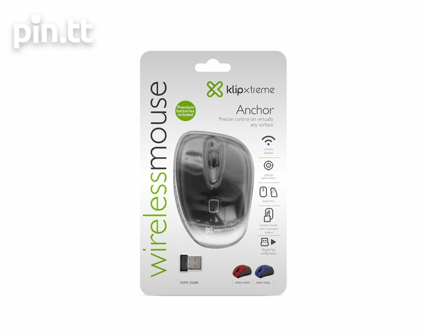 Klip Xtreme Anchor Mouse Wireless-1