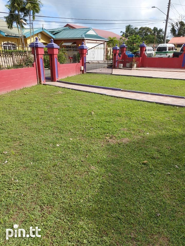 Chaguanas 3 Bedroom Unfurnished House-14