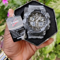 Authentic Gshock All Camouflage Inside Watchface Also GA-100CM Watch