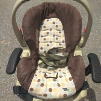 Used Greco Carseat