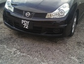 Nissan Wingroad, 2015, PDY