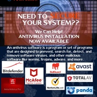 Antivirus and Operating System