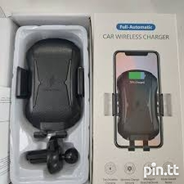 Auto Style Car Wirless Charger-3